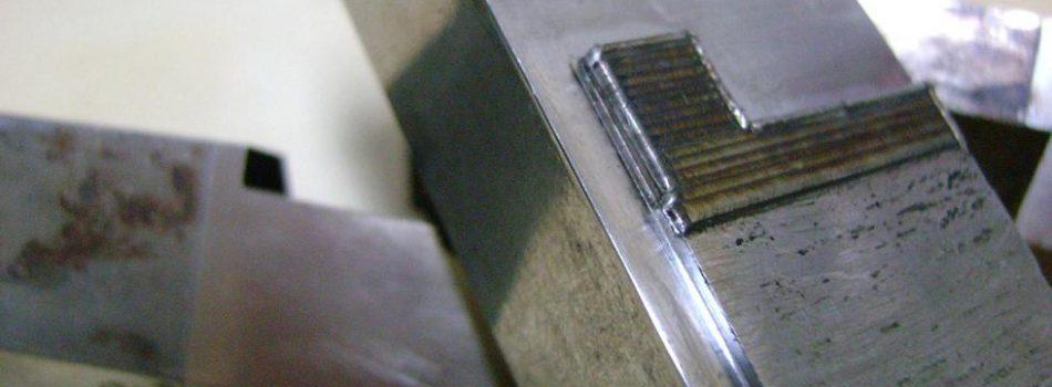 Naprawa stempla formujacego